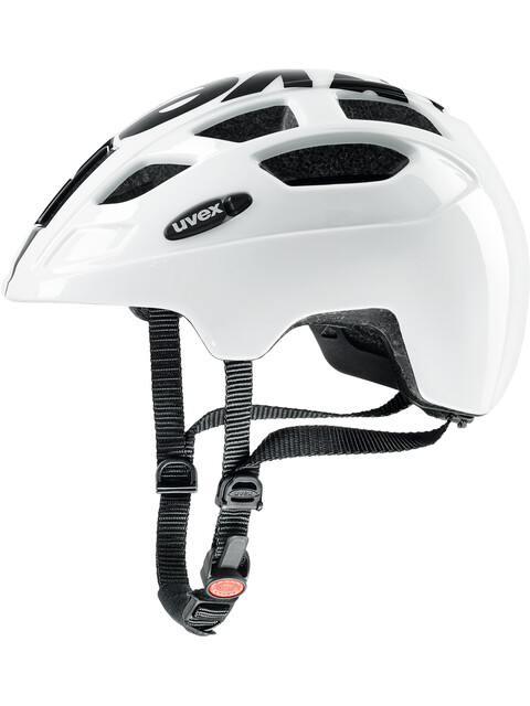 UVEX Finale Junior Helmet white-black